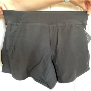 Brand New NWT Black Nike Swim Shorts